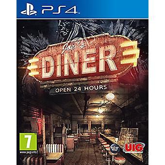 PS4 Joes Diner