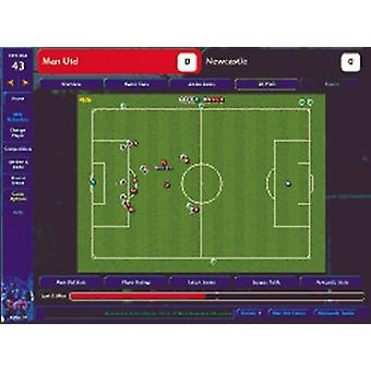 Championship Manager 4 (PC)-fabriks forseglet