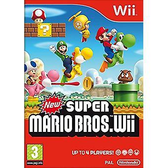 Nintendo Selects New Super Mario Bros. Wii (Nintendo Wii)