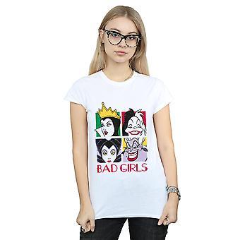 Disney Women's Villains Bad Girls T-Shirt