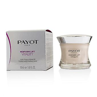 Payot Perform Lift Vitality - Toning & Firming Care - 50ml/1.6oz