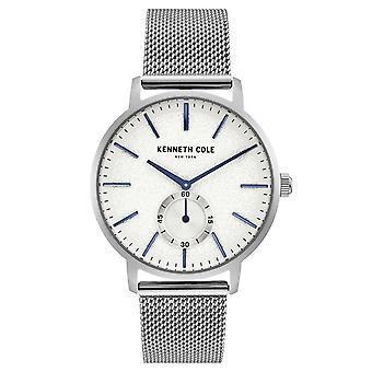 Kenneth Cole New York men's wrist watch analog quartz stainless steel KC50055002