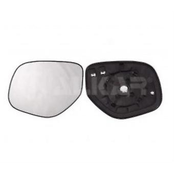 Left Mirror Glass (heated) & Holder for Mitsubishi OUTLANDER mk3 2012-2017