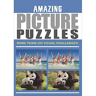 Thunder Bay Press Books-Amazing Picture Puzzles