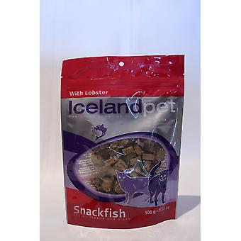 Iceland Pet Galletas para Gato Cat Treat Lobster Flavour (Cats , Treats , Biscuits)
