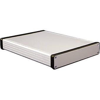Hammond Electronics 1455K1601 Treaded casing 162 x 78 x 43 Aluminium Aluminium 1 pc(s)