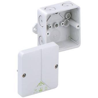 Joint box (L x W x H) 80 x 80 x 52 mm Spelsberg 80390701 Grey
