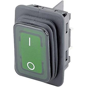Marquardt Toggle switch 1935.3218 250 V AC 20 A 2 x Off/(On) IP65 momentary 1 pc(s)