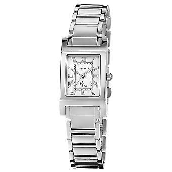 ORPHELIA Ladies Analogue Watch romano Silver Stainless acciaio 122-2705-18
