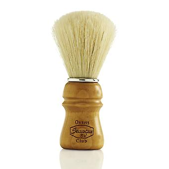 Semogue Owners Club (SOC) Pure Bristle Shaving Brush - Cherry