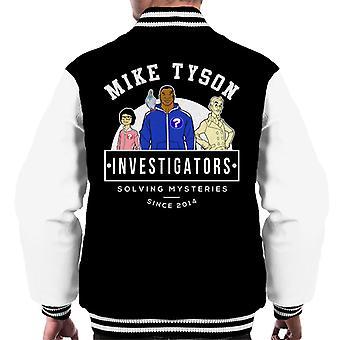 Mike Tyson Investigations Men's Varsity Jacket