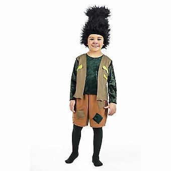 Costume enfant Rabauke Ramon troll GNOME GNOME costume jeune