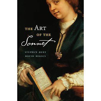 The Art of the Sonnet by Stephen Burt - David Mikics - 9780674061804