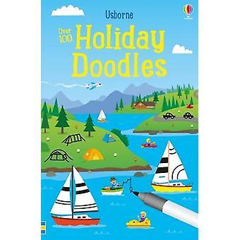 Holiday gryzmoły przez Fiona Watt - Non Figg - 9781474921589 książki