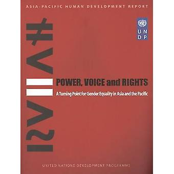Power - Voice - and Rights - A Turning Point for Gender Equality in As