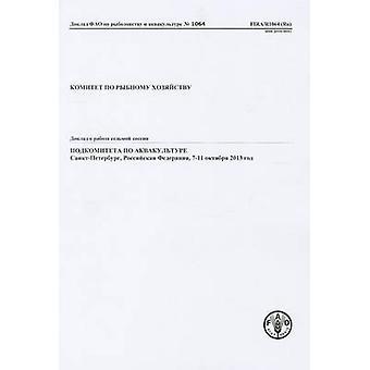 Rapport från den sjunde sessionen i underkommittén för vattenbruk - St