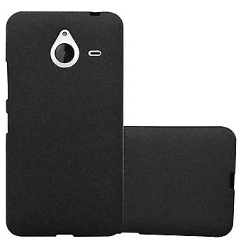 Cadorabo case for Nokia Lumia 640 XL - mobile cover from TPU silicone mats frosted design - silicone case cover ultra slim soft back cover case bumper