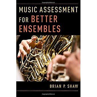 Evaluación de la música para conjuntos de mejor