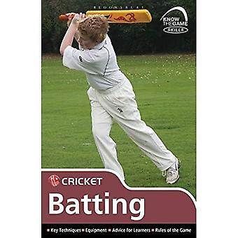 Skills: Cricket - Batting (Know the Game)