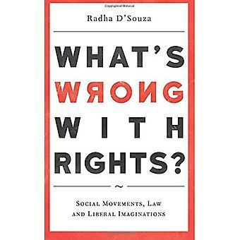 Vad är fel med rättigheter?