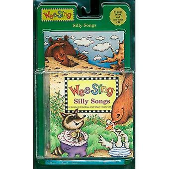Wee Sing Silly Songs with CD (Audio) (Wee Sing)