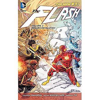 Flash-Band 2: Schurken Revolution TP (neuen 52) (Flash (DC Comics nummeriert))