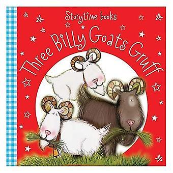 Night, Night, Sleep Tight! Three Billy Goats Gruff
