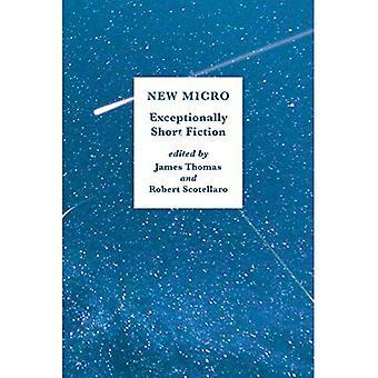 Nieuwe Micro: Uitzonderlijk Short Fiction