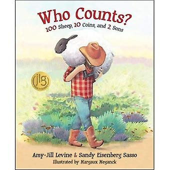 Who Counts?: 100 Sheep, 10� Coins, and 2 Sons