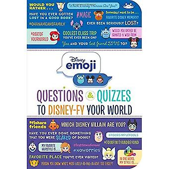 Disney Emoji: Questions and� Quizzes to Disney-Fy Your World!