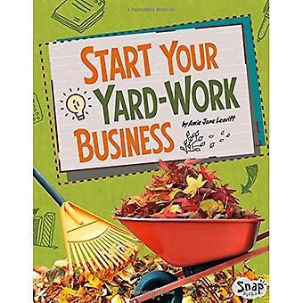 Starta din varvet-arbete företag (bygga ditt företag)