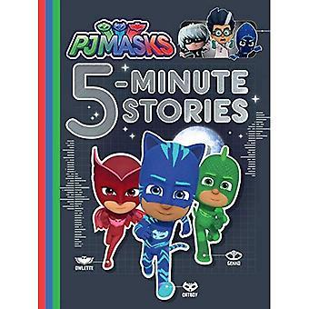 PJ masker 5 minuters berättelser (Pj masker)