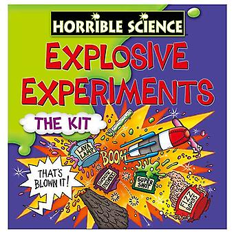 Horrible Science Kit - Explosive Experiments