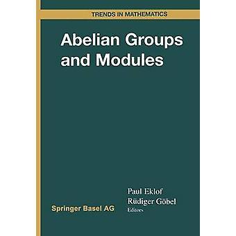 Abelska grupper och moduler internationell konferens i Dublin augusti 1014 1998 av Eklöf & Paul