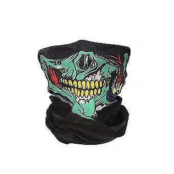 Attitude Clothing Zombie Scarf Mask