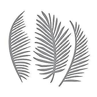 Spellbinders ontwerper sterft Palm Fronds (S4-726)