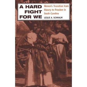 Una lucha dura para nosotros - transición de las mujeres de la esclavitud a la libertad en tan