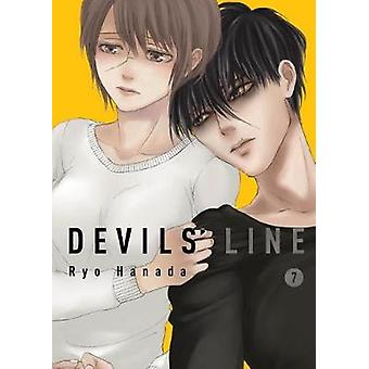 Devil's Line Volume 7 by Ryoh Hanada - 9781945054006 Book