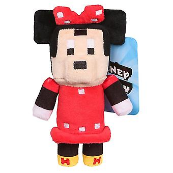Disney Crossy Road Plush Toy Polka Dot Minnie