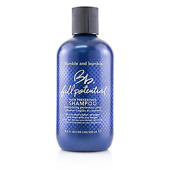 Bumble et Bumble Bb. Full potentiel cheveux conservation shampooing 250ml/8.5 on