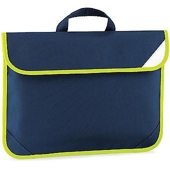 Quadra - Enhanced-Viz Book Bag