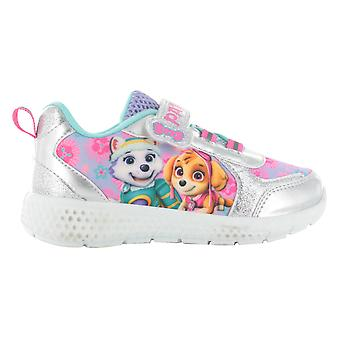 Paw Patrol Girls Azuma Low Top Sports Trainers UK Sizes Child 5-10