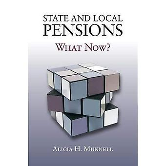 State and Local Pensions: What Now?