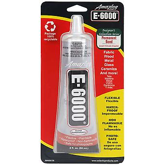 Amazing E6000 Multi Purpose Adhesive 2 Ounces 237012