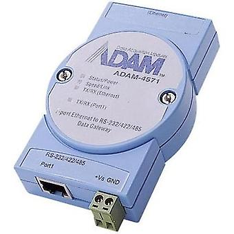 Data gateway RS-232, RS-422, RS-485 Advantech ADAM-4571 No. of outputs: 1 x 12 Vdc, 24 Vdc