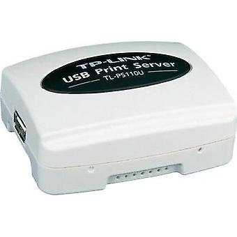 Network print server LAN (10/100 Mbps), USB TP-LINK TL-PS110U