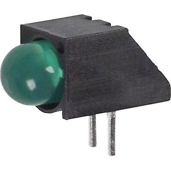 LED-komponenten Green (L x b x H) 12.36 x 9,9 x 6.22 mm Dialight
