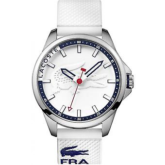 Watch Lacoste Capbreton 2010841 - grid white man