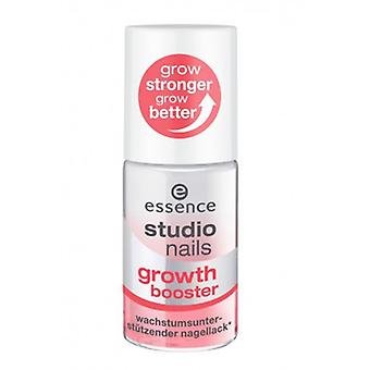 Essence Reinforces Nails Studio nail growth