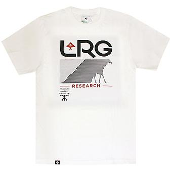 Lrg Research Path T-shirt White